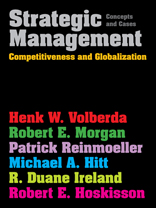 Cengage Learning - Strategic Management 1e